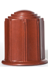 Burial Urns, Terra Cotta Granite Burial Urns, Round Burial Urns, Water Tight Urns
